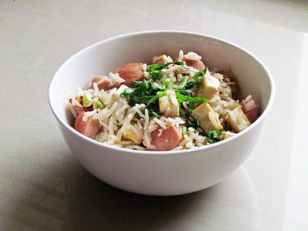 vegan dirty rice | Food | Pinterest