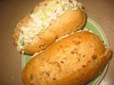 Grilled Chicken Mayo Sandwich - grilled chicken is also good just ...