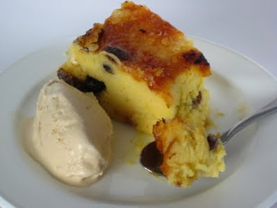 Basic Bread & Butter Pudding | Food and Drink | Pinterest