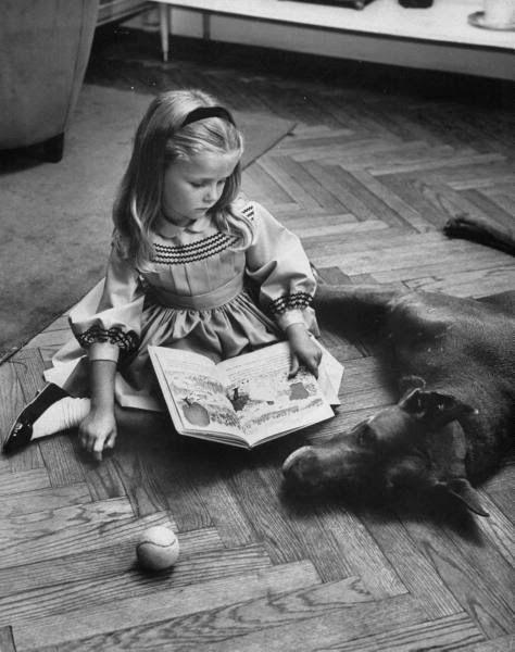 Lisa Larsen, 1957.