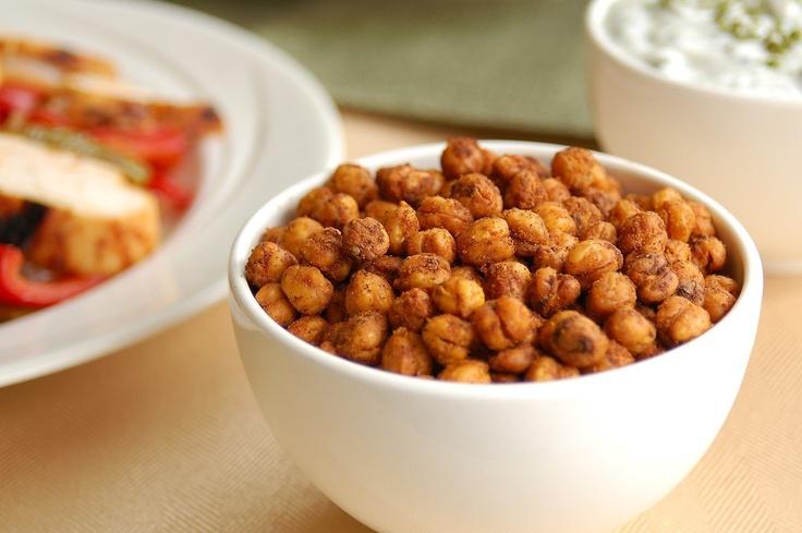 Gojee - Spicy Fajita Roasted Chickpeas by The Slow Roasted Italian