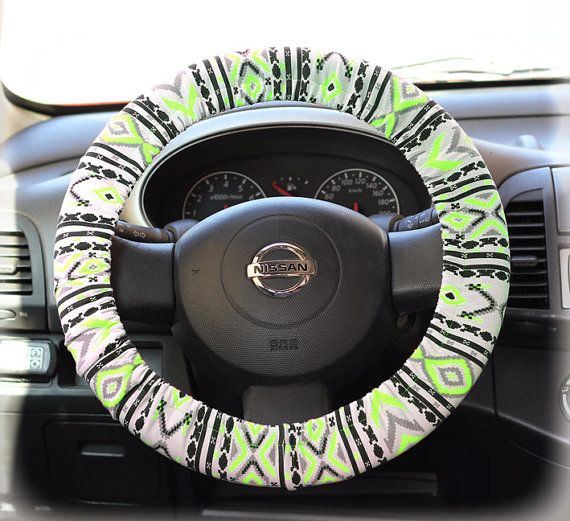 Neon Lime Green Car Accessories Auto Stickers, License Plates