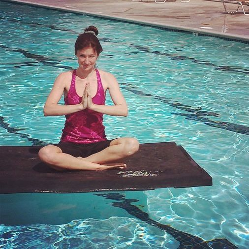 Pin By Savior Products On Floating Yoga Mat Pinterest