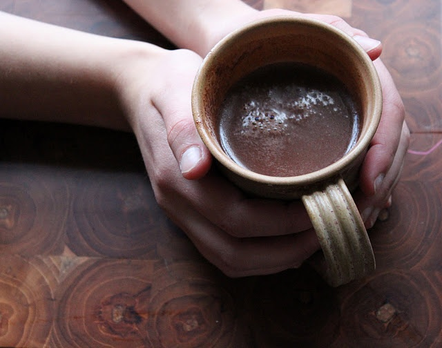 Chai hot chocolate | The Sweetest Thing | Pinterest