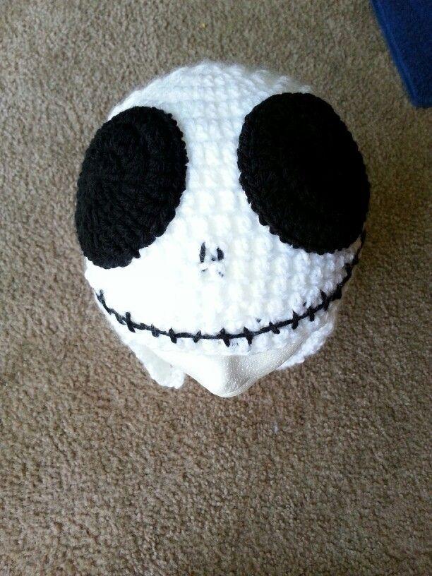 Crochet Jack Skellington : jack skellington