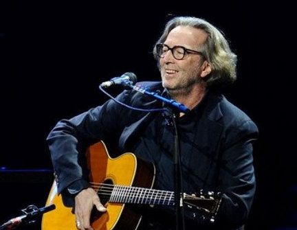 See Clapton perform live.