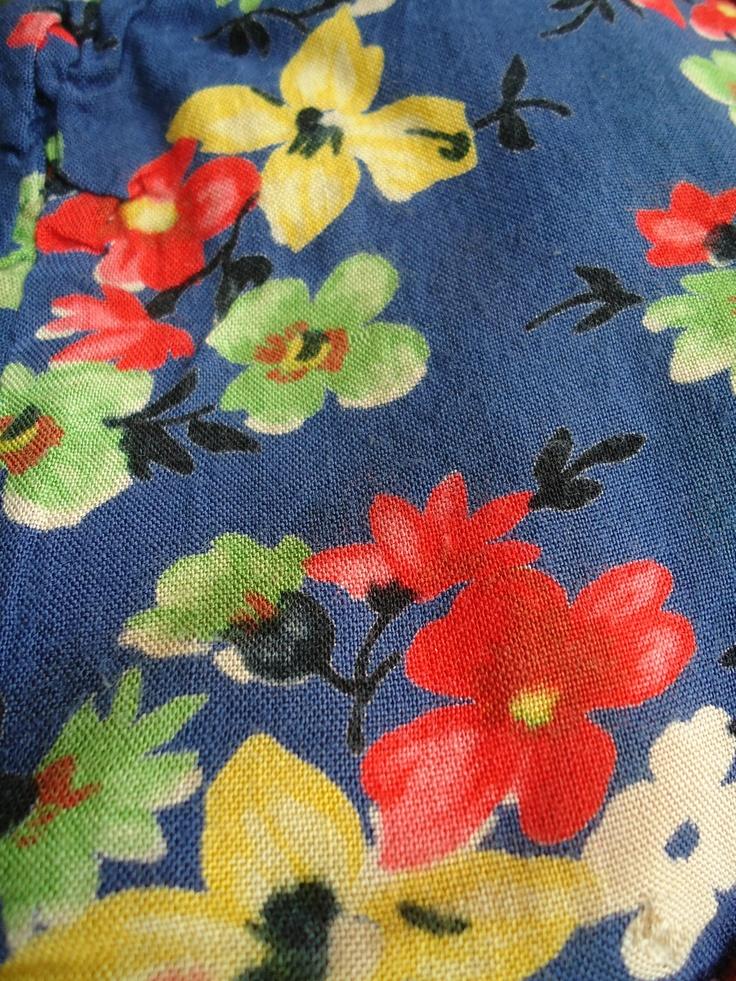 Fine wool fabric vintage baby bonnet fabrics pattern for Retro baby fabric