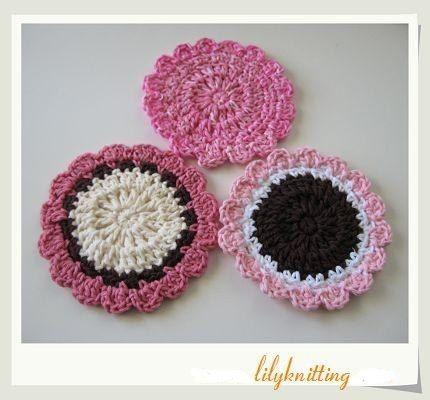 Crochet Dishcloths - Skip To My Lou Skip To My Lou