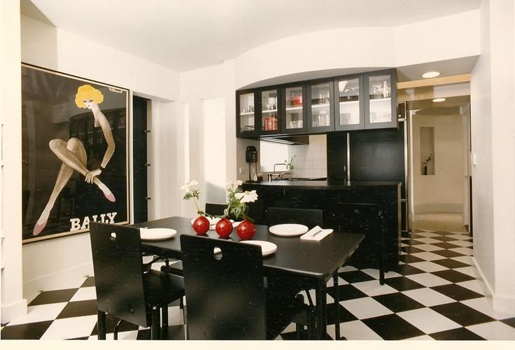 art deco kitchen kitchen pinterest