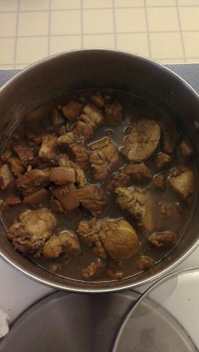 Filipino Chicken & Pork Adobo | Must Try Recipes | Pinterest