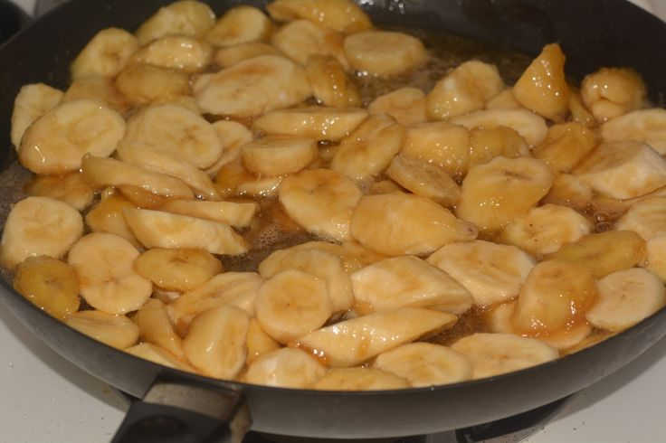 ... bananas foster? Then, this bananas foster trifle is a must make. Using