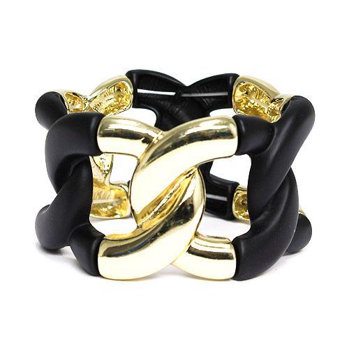 Sam moon stretch bracelet chain jewelry pinterest