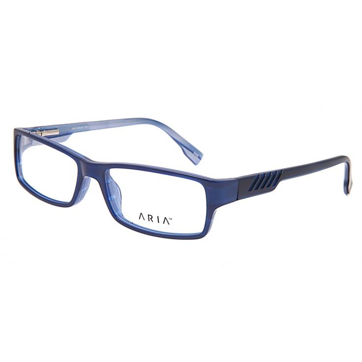 Glasses Frames Blue : Trendy Blue Eyeglasses Spectacles Pinterest