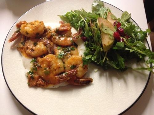 shrimp amp grits http saucylittledish wordpress com 2011 12 23 nawlins ...