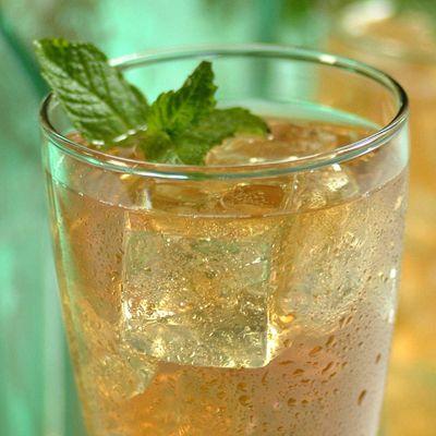 Apple Sparkler | Meals.com - This tea-flavored sparkling apple juice ...