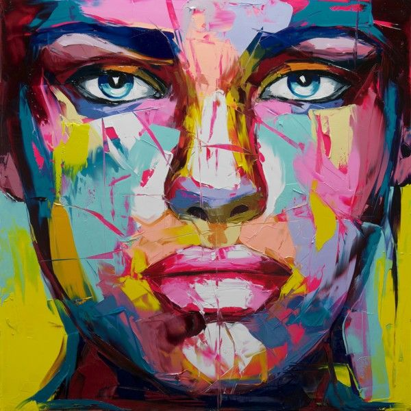 Fran oise nielly art to inspire pinterest for Abstract salon of the arts