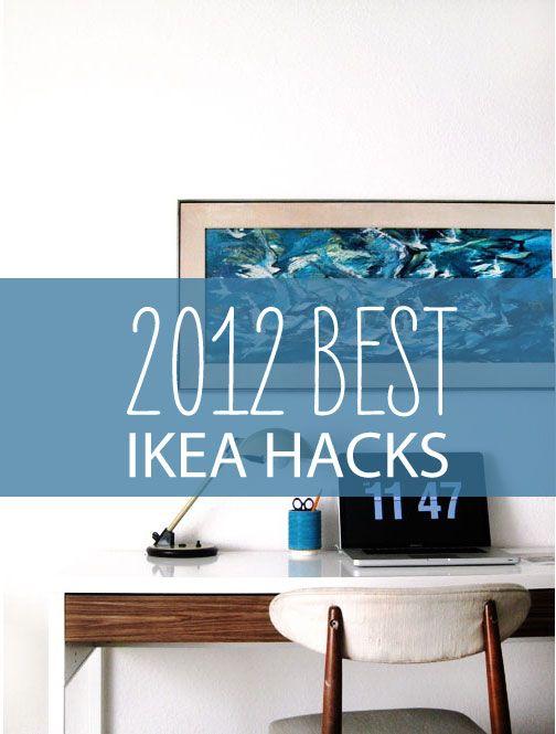 10 Best Ikea Hacks of 2012