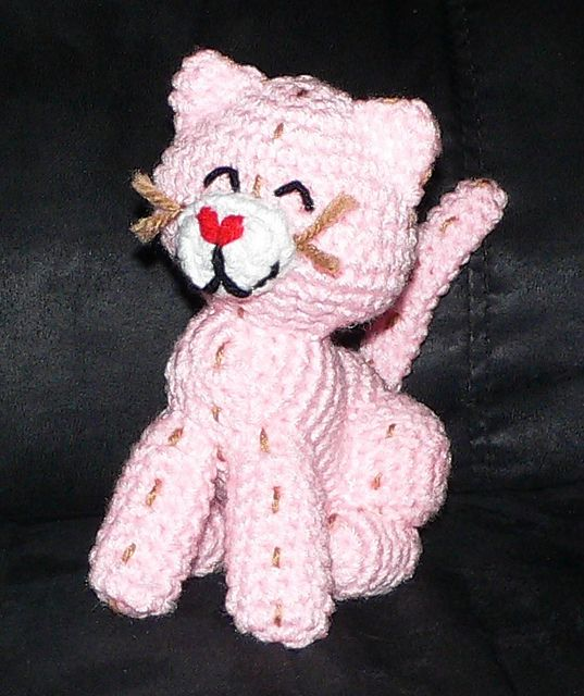Crochet Patterns English : Pin by Rosa Blanco on Free Amigurumi English Pattern 2 Pinterest