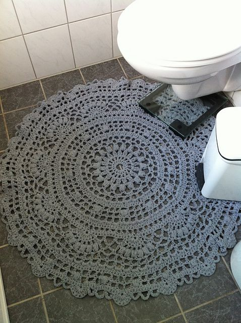 Ravelry: allixx's Bathroom Rug | Bathroom/laundry room | Pinterest