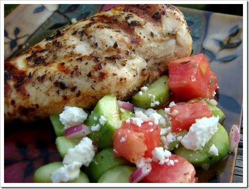 grilled greek chicken | Recipes to Try | Pinterest