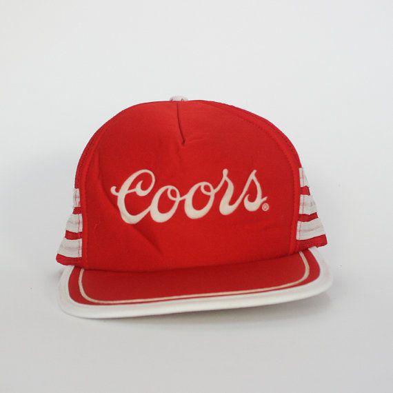 Vintage Beer Hats 84