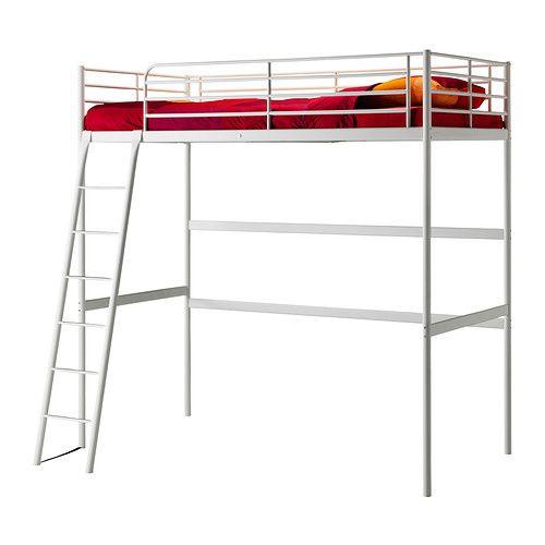 full size loft bed ikea lofts pinterest