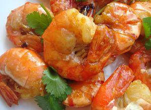 Tom Rim Man (Caramelized Garlic Shrimp) | Cooking Vietnamese | Pinter ...