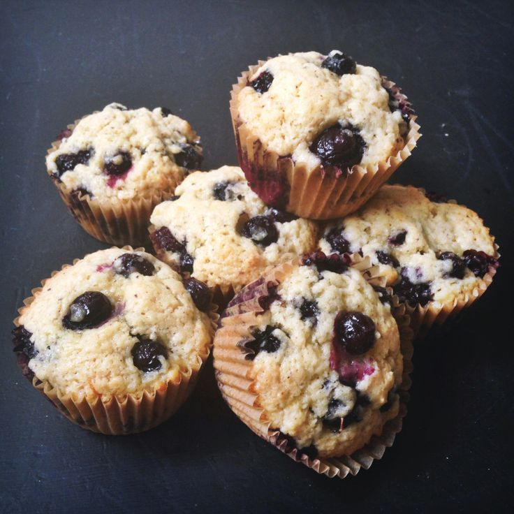 Browned Butter Blueberry Muffins | Recipes - Breads & Muffins (Potent ...