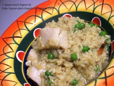 Slow Cooked Rice with Basa Fillet(NO CROCKPOT)