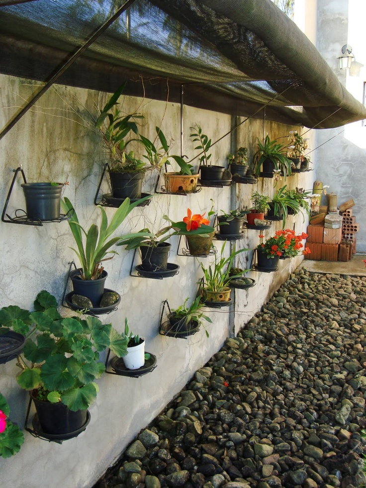 Roseli Artesanatos JARDIM SUSPENSO  Vertical gardensJardins suspen