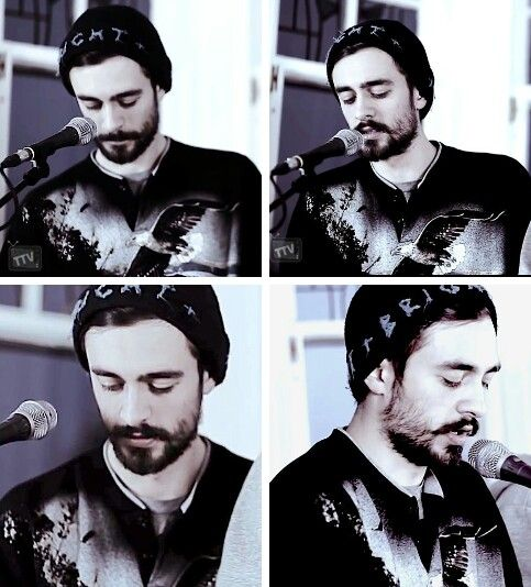 kyle simmons from bastille