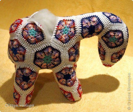 Crochet African Flower Horse Pattern : Pin by Heidi Kuznetz on amigurumi Pinterest