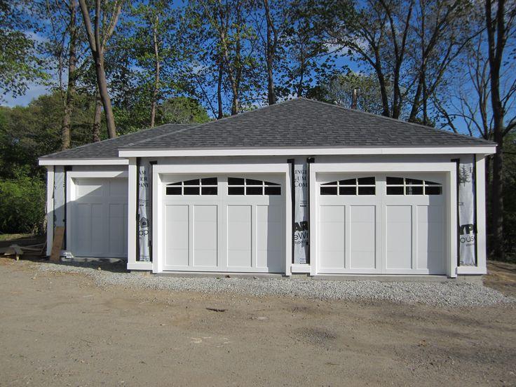 Steel Carriage Garage Doors