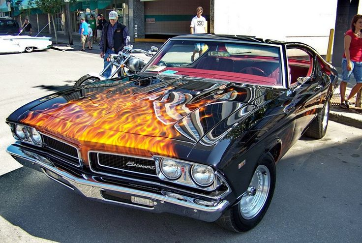 69 beaumont automotive pinstriping flame jobs and custom paint. Cars Review. Best American Auto & Cars Review