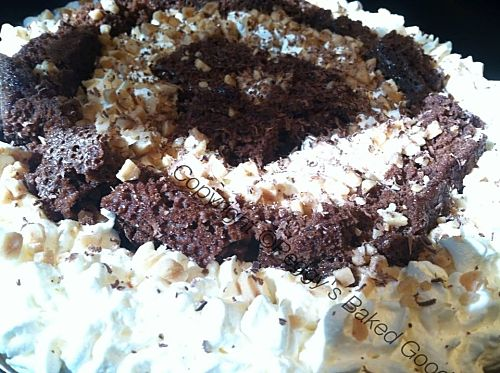 Chocolate Irish Cream Brownie Pie - Lovefoodies hanging out! Tease ...