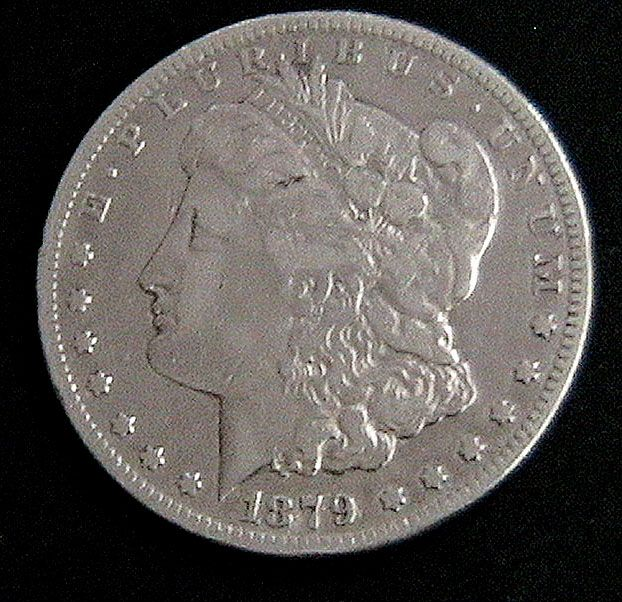 Old Coins Silver Dollar 38