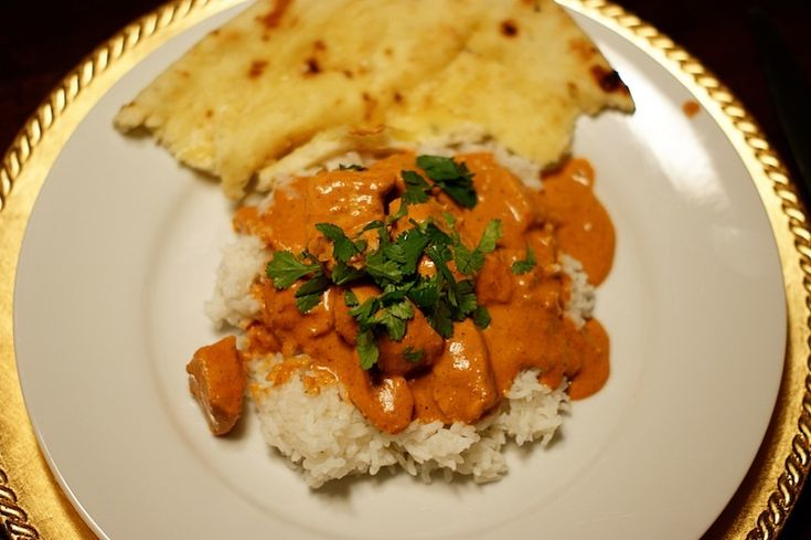 ... the best tikka masala i used a different marinade for the chicken