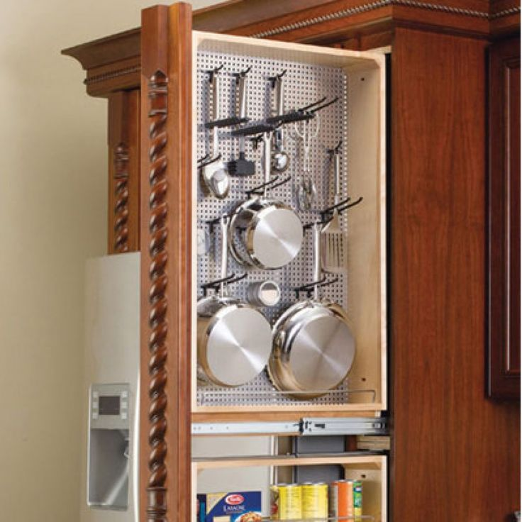 BraatenKitchenStorage11KitchenIdeasPinterest