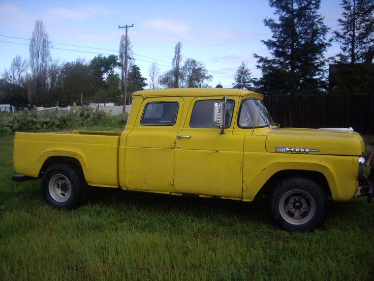 1960 Ford Crew Cab   Autos Weblog