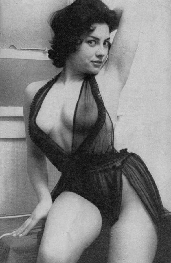 June Palmer. | Vintage Lingerie | Pinterest | As