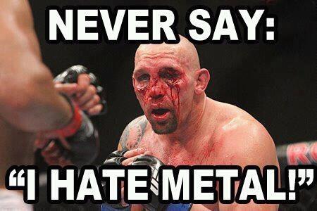 Que Quede Claro Jaja Heavymetal
