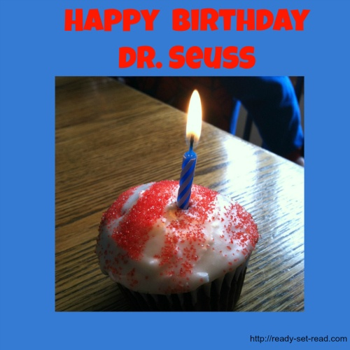 Dr. Seuss birthday ideas