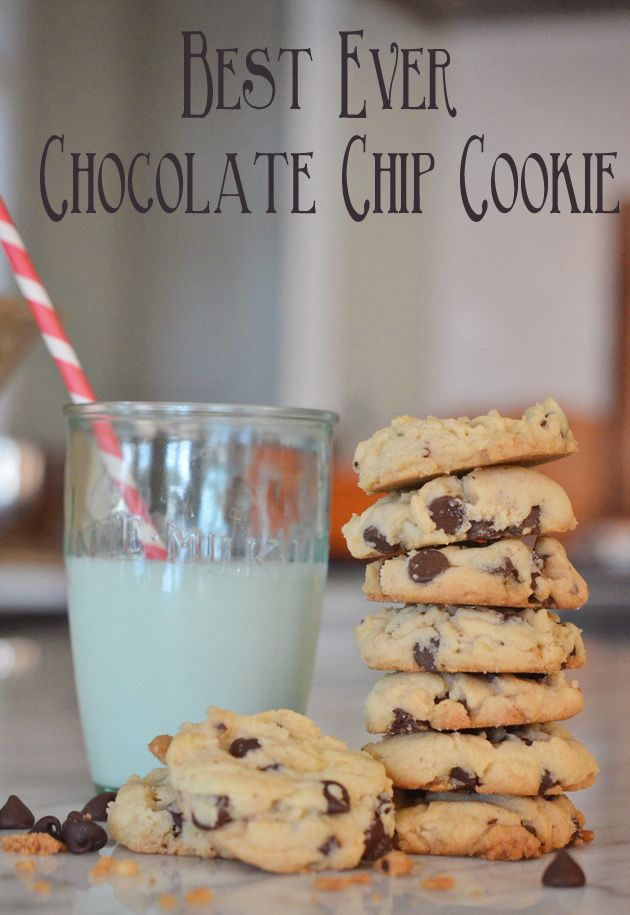 Absolutely, without a doubt, the BEST chocolate chip cookie recipe I've ever found.   They turn out perfect every time. I will never make another chocolate chip cookie recipe.