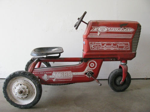 Tractor Pedal Car Parts : Pedal tractor parts ebay autos post