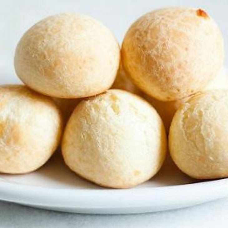 Brazilian Cheese Bread (Pao de Queijo) Recipe