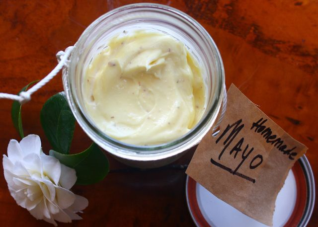 homemade olive oil mayo | Savory Bites and Cheese | Pinterest