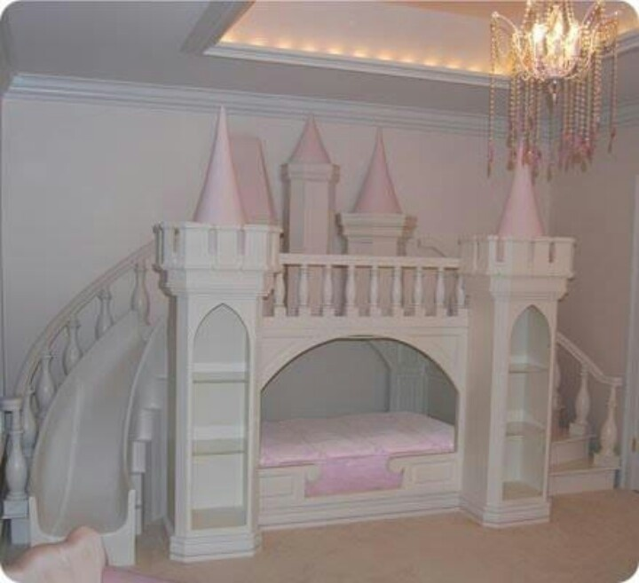 Best Princess Castle Bed Sweet Serenity Pinterest 400 x 300