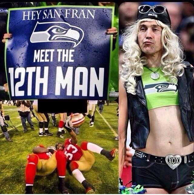 Seahawks 49ers Funny Quotes About Quotesgram