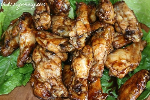 wings coca cola glazed wings hoisin glazed chicken wings recipe todd ...