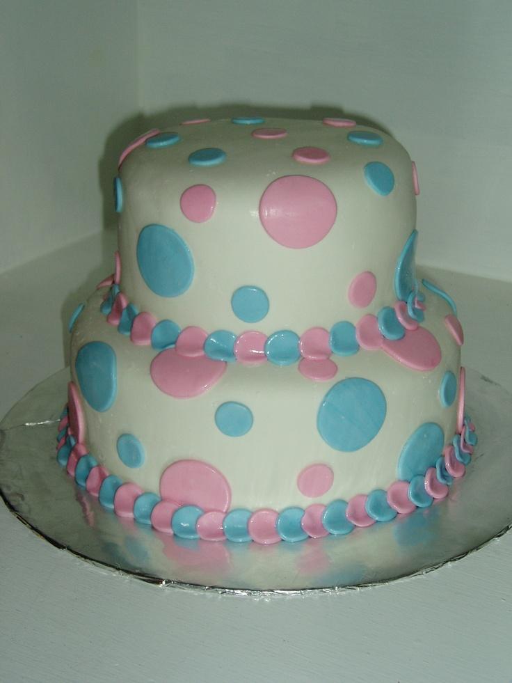 baby shower gender reveal cake baby stuff for cait pinterest